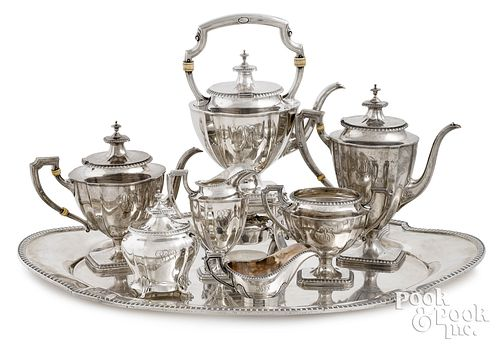 Reed and Barton sterling silver service