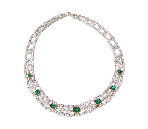 Tiffany & Co Emerald & Diamond Retail $425,000