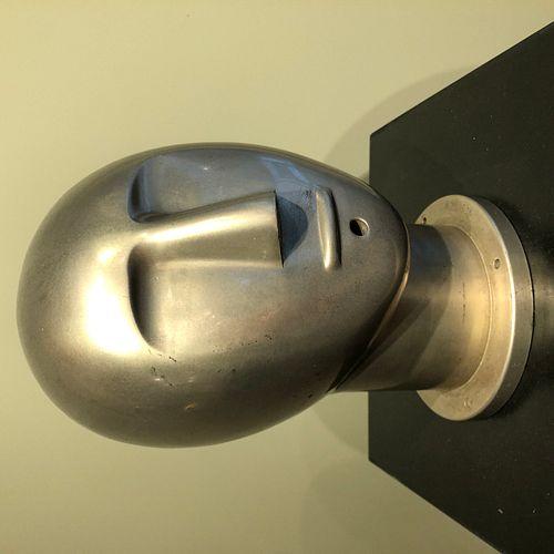Midcentury Cast Aluminum fountain head