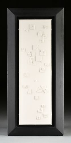 """MATHIAS GOERITZ (German/Mexican 1915-1990) A SCULPTURE, """"Untitled (Maqueta),"""" CIRCA 1979,"""