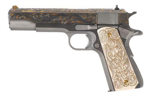 COLT 1911 Series 70 Riccardo Edition .45 Pistol