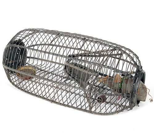Cage Mouse Trap