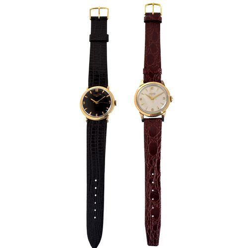 Longines and Movado Watches