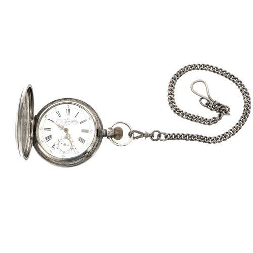 Georges Favre-Jacot Pocket Watch