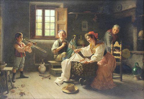 GIOVANNI BATTISTA TORRIGLIA (ITALIAN, 1857-1937).