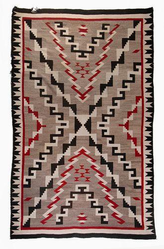 A Navajo General Area Rug, ca. 1950