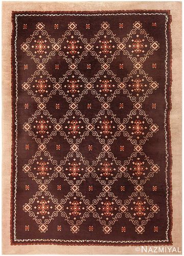 FRENCH ART DECO CARPET BY KINHEIM