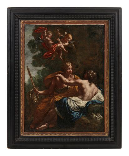 Manner of Simon Vouet (French, 1590-1649)