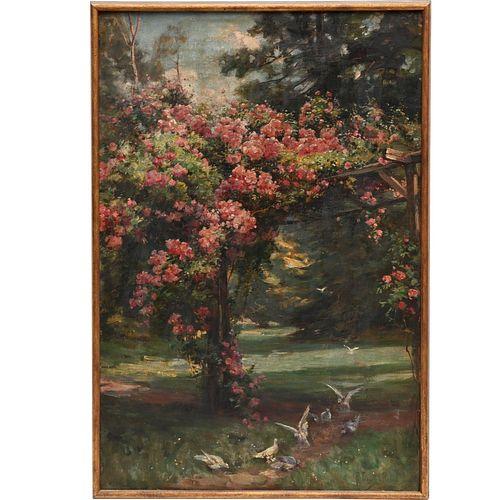 Robert Payton Reid, painting