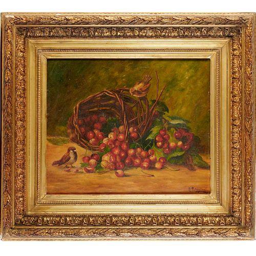 Armand Tatossian, oil on canvas