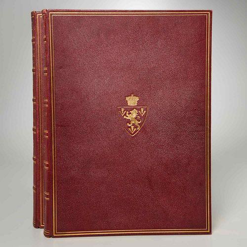 The Ellesmere Chaucer, (2) volumes, 1911