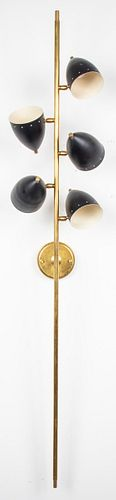 Serge Mouille Style Modern Wall Sconce