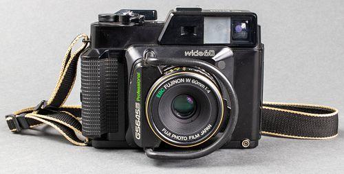 Fuji GS645 Pro Wide 60 Medium Format Camera