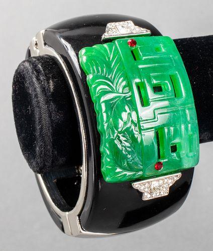 Metropolitan Museum Chinese Art Deco Bracelet