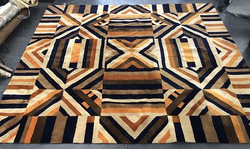 Edward Fields Geometric Carpet 14' x 16'