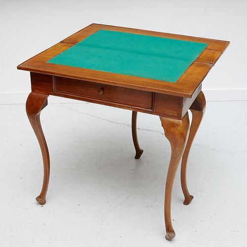 Nice antique games table