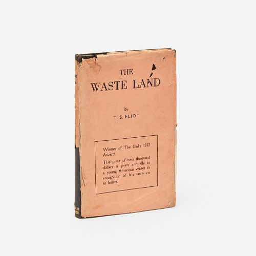 [Literature] Eliot, T.S., The Waste Land