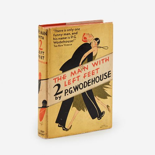 Wodehouse, P.G., The Man With 2 Left Feet