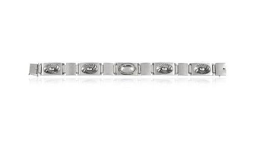 Georg Jensen Art Deco Bracelet #56A