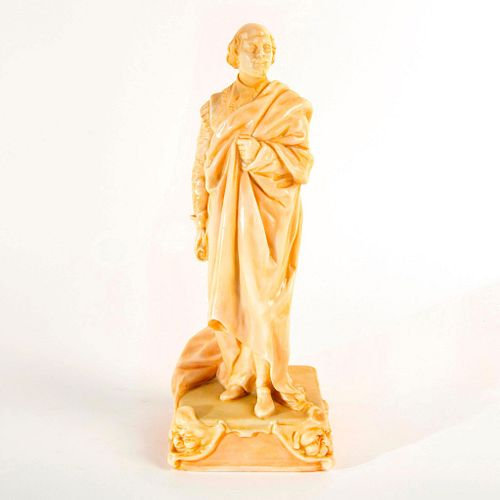 Doulton Burslem Vellum Figurine, Shakespeare