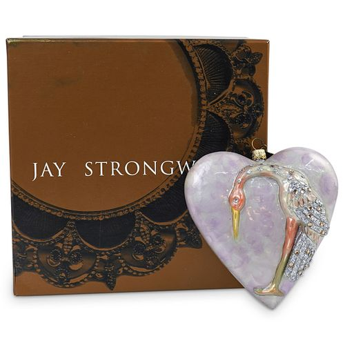 Jay Strongwater Christmas Ornament