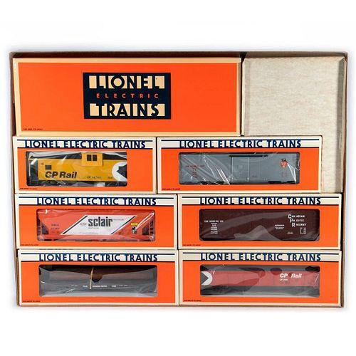 Lionel 6-11710 CP Rail Limited Set