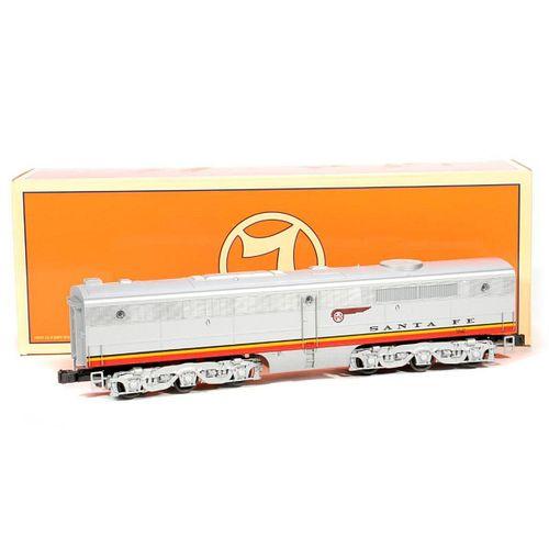 Lionel O Gauge Santa Fe Alco PB-1 Diesel Locomotive