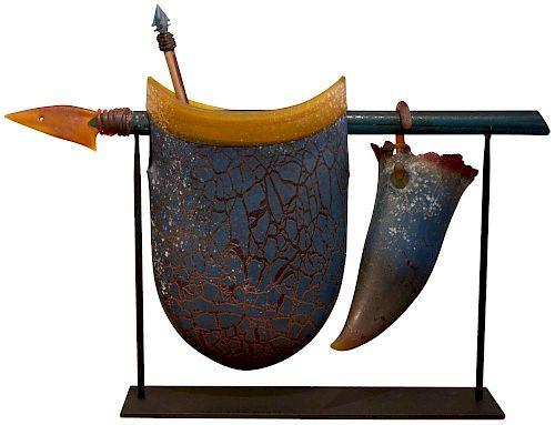 William Morris  'Suspended Artifact'