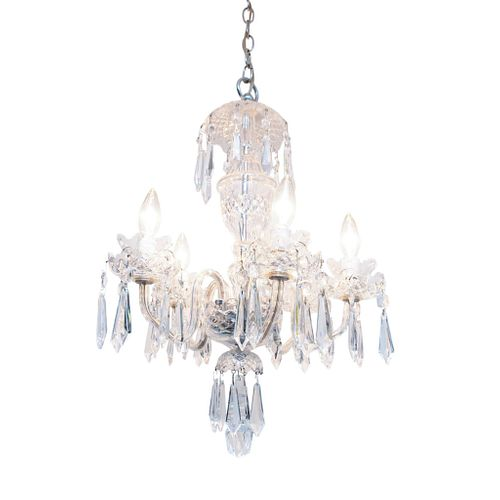 Large Waterford Crystal Chandelier Type A.5