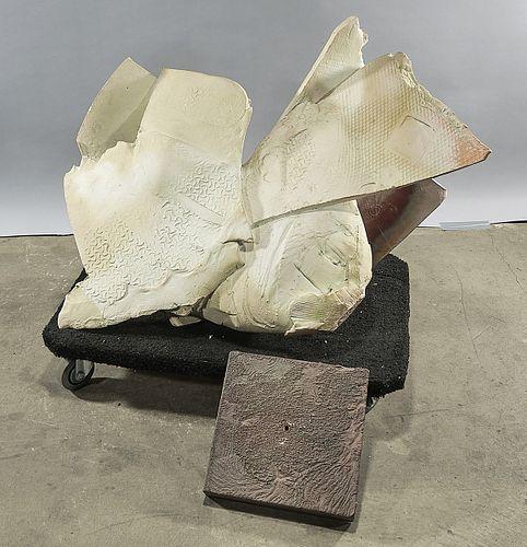 Glazed Ceramic by Paul Soldner