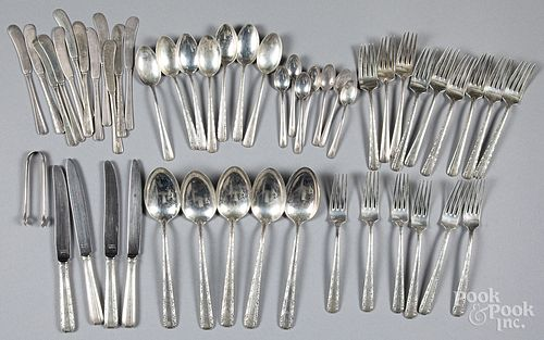 Towle sterling silver flatware