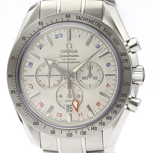 Omega Speedmaster Automatic Stainless Steel Men's Sports Watch 3581.30