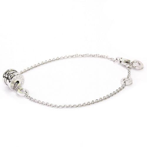 Bvlgari B.zero1 White Gold (18K) Charm Bracelet