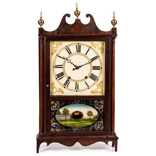 A Seth Thomas Mantel Clock