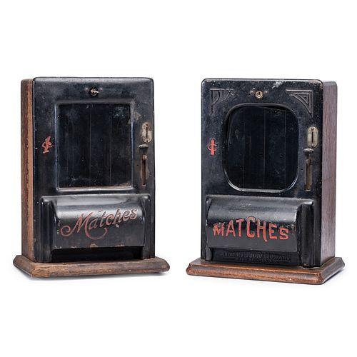 A Model D Pix Version Penny Match Dispenser