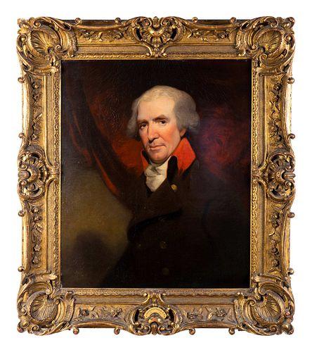 John Hoppner, R.A. (British, 1758-1810) Portrait of a Gentleman