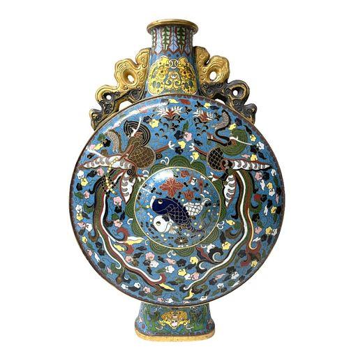 Chinese Decorative Oriental Vase