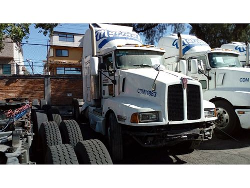 Tractocamion Kenworth T600 2006