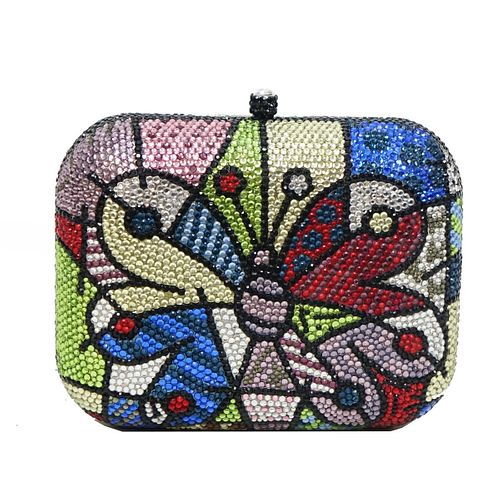 Romero Britto Clutch