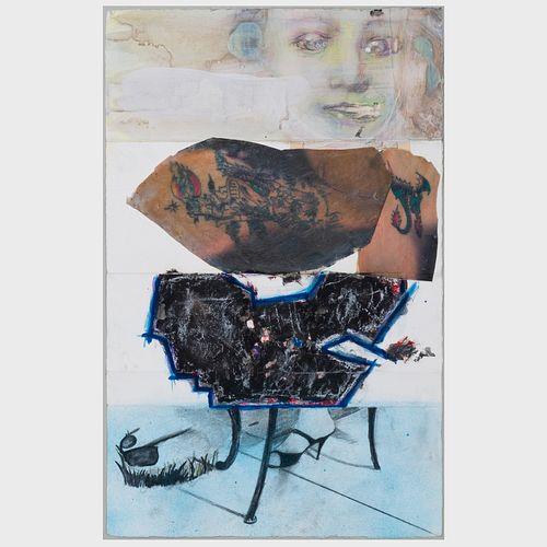 Colin Lee (b. 1953), Arlan Huang, Rudy Serra (b. 1948) and Nancy Owens: Untitled