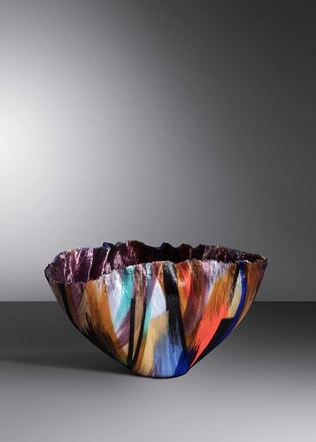 Toots Zynsky (b. 1951) Untitled Vessel