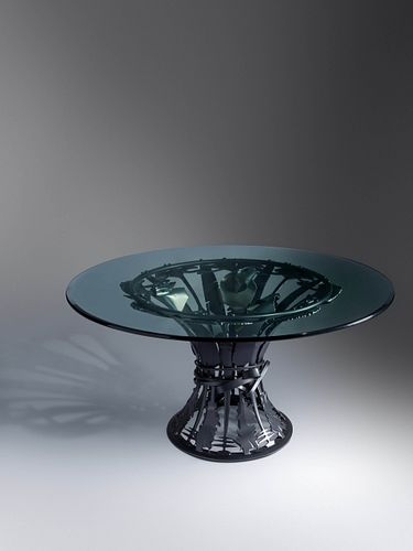 Albert Paley (b. 1944) Breakfast Table, 1993Edition of 14