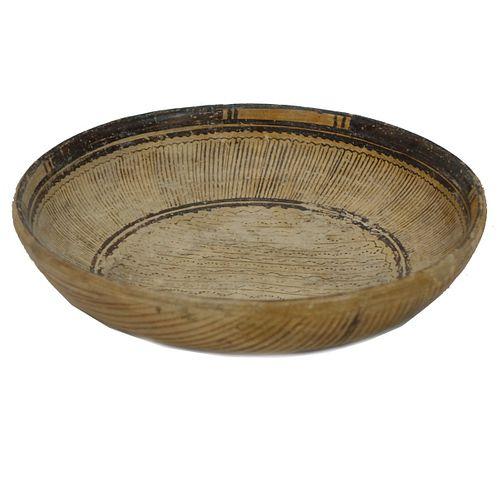 Pre Columbian or Later Ceramic Bowl