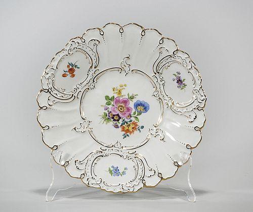 Meissen Porcelain Serving Dish
