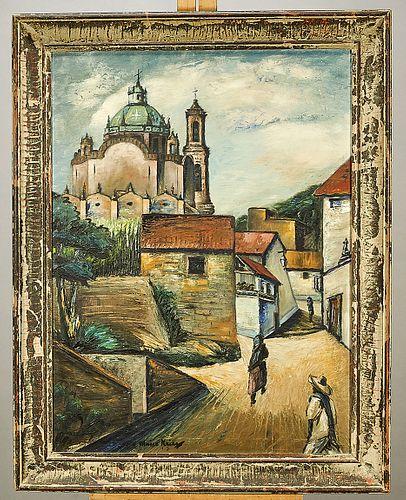 Oil on Canvas by Maier-Krieg