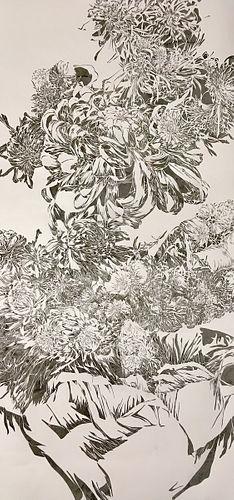 YO AHN HAN M'14, Blooming