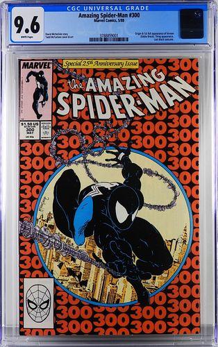 Marvel Comics Amazing Spider-Man #300 CGC 9.6