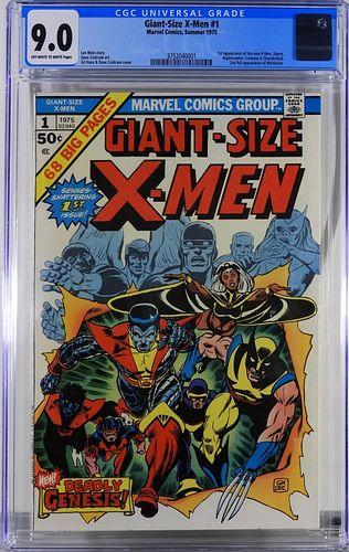 Marvel Comics Giant-Size X-Men #1 CGC 9.0