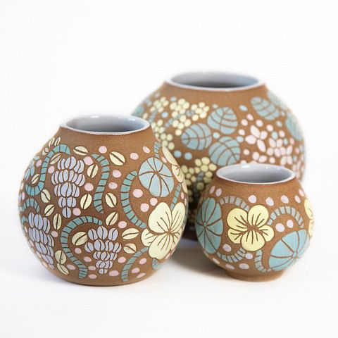 Tina Fossella Flower Pot