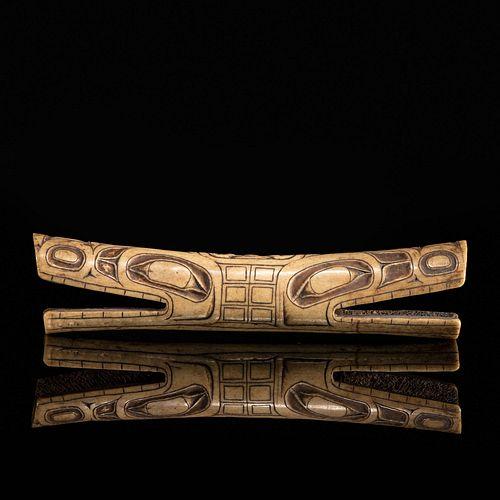 Tsimshian Carved Soul Catcher